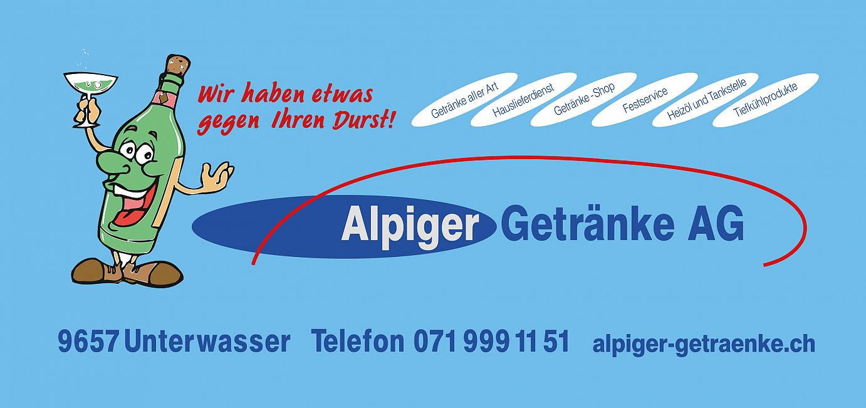 Co-Partner, Getränke Alpiger