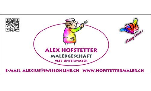 Hofstetter-Maler