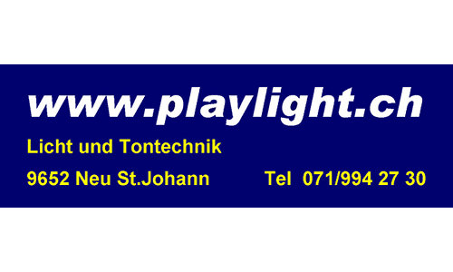 Playlight